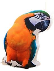 economico -giocattoli farciti Cuscini Cuscino Giocattoli Uccello Anatra Cani Leone Con animale 3D Parrot Animali Taglia grande Unisex Pezzi