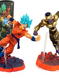 preiswerte -Anime Action-Figuren Inspiriert von Dragon Ball Son Goku PVC 12 CM Modell Spielzeug Puppe Spielzeug