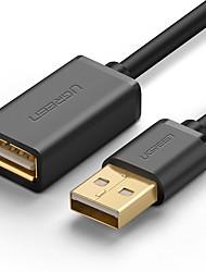 USB 2.0 Prolunga, USB 2.0 to USB 2.0 Prolunga Maschio/femmina 1.5M (5 piedi)