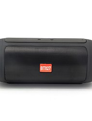 HY-BT827 Outdoor Portable Wireless Bluetooth Speaker Dual Stereo Speakers