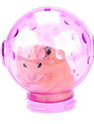 Roedores Hamster Silicone Limpeza Azul Rosa claro