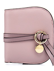 cheap -Women's Bags Cowhide Coin Purse for Event/Party All Seasons Green Black Blushing Pink Light Blue
