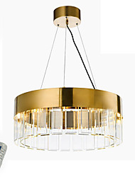 cheap -Traditional/Classic Modern/Contemporary LED Pendant Light Ambient Light For Living Room Bedroom Dining Room Study Room/Office Kids Room