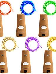 preiswerte -8W Leuchtgirlanden 600 lm <5V V 12 m 120 Leds Warmweiß Weiß Rot Gelb Blau Grün Purpur Rosa Mehrfarbig