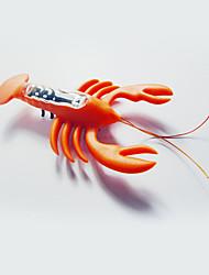 cheap -Solar Powered Toys Toys Lobster Solar-Powered DIY ABS Teen Pieces