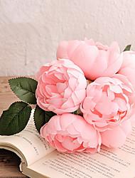 preiswerte -Künstliche Blumen 1 Ast Moderne / Modern Pflanzen Tisch-Blumen