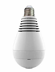 cheap -HT Intelligent Panoramic Surveillance Camera Wireless WIFI Panoramic Camera 3D Without Dead Angle Bulb Type 360 Degree Camera