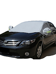 cheap -Car Windshield Snow Cover Sun Shade Protector-Winter SnowIceRainDust Frost Guard and Windproof