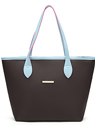 cheap -Women Bags Nylon Tote for Casual Outdoor Office & Career All Seasons Blue Black Purple