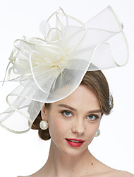 abordables -net fascinators hats birdcage velos headpiece estilo femenino clásico