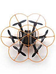 Drone WL Toys Q383-B 4 Canali 6 Asse Con videocamera Illuminazione LED Failsafe Giravolta In Volo A 360 Gradi Librarsi Con videocamera