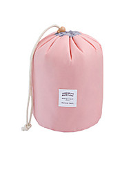 Women Bags All Seasons Nylon Cosmetic Bag for Casual Sports Formal Outdoor Office & Career Blue Red Pale Pink LightBlue