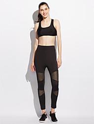 cheap -Women's Active Slim Pants - Solid, Cut Out High Waist