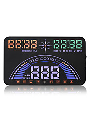 cheap -GEYIREN S7 HUB Rotating Speed Instantaneous fuel Consumption Real-time voltage Instantaneous Water Temperature 5.8 inch Large Screen