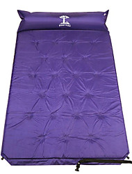 cheap -Sleeping Pad Self-Inflating Camping Pad Moistureproof/Moisture Permeability Inflated Thick PVC PVC Camping / Hiking Outdoor All Seasons