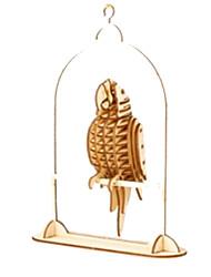 Kit de Bricolage Puzzles 3D Puzzle Jouets Animal Animaux A Faire Soi-Même Unisexe Pièces