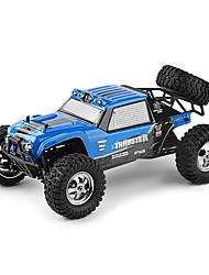 RC Car HAIBOXING 12889 2.4G Truggy Off Road Car High Speed 4WD Drift Car Buggy 1:12 26 KM/H Remote Control Rechargeable Electric
