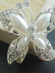 cheap -Women's Brooches - Flower, Animal Brooch White / Sliver For Party / Party / Evening / Dailywear