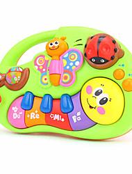 economico -Giocattoli musicali Gioco educativo Accessori per casa bambole Giocattoli Plastica Pezzi Bambino (1-3 anni) Regalo