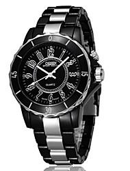cheap -Men's Fashion Casual Unique Luxury Alloy LED Quartz Watches Clock Relogio Masculino Hodinky Hour Handmade