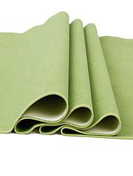 preiswerte -Natürliches Gummi Synthetische faser Yoga-Matten Rutschfest Mittel mm