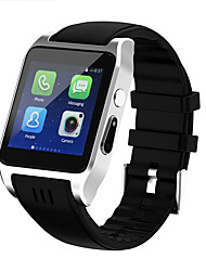 cheap -Smartwatch YYX86 for iOS / Android Touch Screen / Heart Rate Monitor / Water Resistant / Water Proof Pulse Tracker / Pedometer / Activity