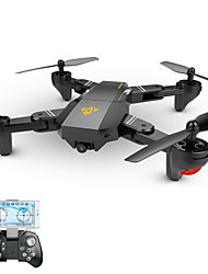 VISUO XS809W WIFI FPV RC Drone With 2MP HD Camera 6Axis Headless Mode Foldable One Key Return Quadcopter RTF