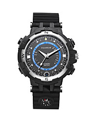 Smart watch Contapassi Video Registro delle attività Telecamera Bussola Pedometro Localizzatore di attività Bluetooth 4.0 WIFINo Slot Sim