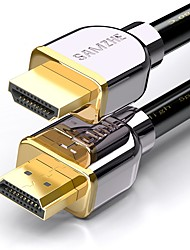 HDMI 2.0 Connect Cable, HDMI 2.0 to HDMI 2.0 Connect Cable Male - Male Gold-plated copper 10.0m(30Ft)