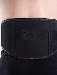 Lumbar Belt/Lower Back Support for Casual Basketball Football/Soccer Adult Cup Warmer Breathable Adjustable Fit Daily Casual Sports Rubber