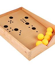 Недорогие -Учебный инструмент Монтессори Игрушки для изучения и экспериментов Обучающая игрушка Игрушки Фокусная игрушка Образование деревянный
