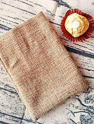 cheap -6pcs Burlap Favor Bag Without Drawstring 14 x 10cm Beter Gifts® DIY Wedding Favors
