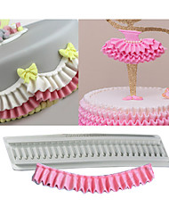 cheap -Bakeware tools Silicon Rubber Silicon DIY Birthday Non-Stick Baking Tool Nonstick For Cake Cake Molds