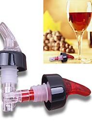Недорогие -30 мл виски ликер залить винным свободным потоком носиком измеренный порошок винный набор бар 1 унция