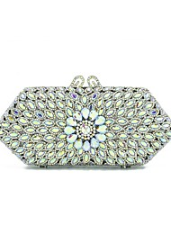 cheap -Women's Bags Special Material Evening Bag Sparkling Glitter Metal Chain for Wedding Event/Party Casual Formal Office & Career Outdoor