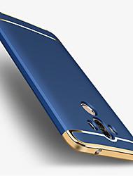 economico -Caso per huawei mate 9 pro mate 9 copertura posteriore dura copertura posteriore sfoderabile 3 in 1 caso case