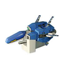 abordables -Puzzles 3D Puzzle Loisirs Créatifs en Papier Kit de Maquette Avion Chasseur Bateau 3D A Faire Soi-Même Classique Unisexe Cadeau