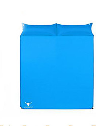 cheap -Sleeping Pad Self-Inflating Camping Pad Outdoor Keep Warm Inflated Cotton Camping / Hiking Outdoor Fall
