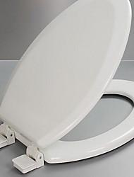 v sedile in legno per sedili in legno veloce il sedile woodytoilet si adatta alla maggior parte dei servizi igienici