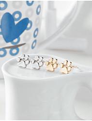 economico -Per donna Orecchini a bottone Animal Lega Forma di animali Gioielli Per Matrimonio Compleanno Da giorno Fidanzamento Cerimonia Natale