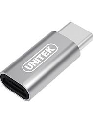 abordables -Unitek USB 3.0 Type C Adaptateur, USB 3.0 Type C to Micro USB 3.0 Adaptateur Mâle - Femelle