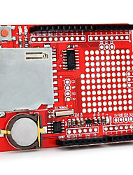 cheap -XD-204 Data Logging Shield Module for Arduino - Red