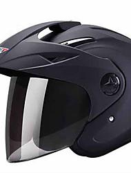 baratos -Meio Capacete Forma Assenta Compacto Respirável Melhor qualidade Esportivo ABS capacetes para motociclistas