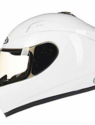 cheap -ZEUS 215S Swiss Lion Motorcycle Full Helmet Running Racing Summer Four Seasons Motorcycle Men And Women Helmet 2000A Solid Color Version