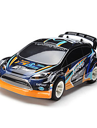 cheap -RC Car WL Toys A242 2.4G Car High Speed 4WD Drift Car Buggy SUV 1:24 Brush Electric 35 KM/H Remote Control Rechargeable Electric