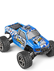 abordables -Coche de radiocontrol  WL Toys 2.4G Off Road Car Alta Velocidad 4WD Drift Car Buggy Todoterreno Monster Truck Bigfoot 1:12 45 KM / H