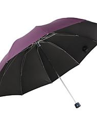 billige -Sammenfoldet paraply Herrer