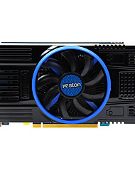 YESTON Video Graphics Card 800MHz/4000MHz1GB/128 bit GDDR5