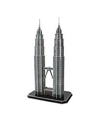 economico -Puzzle 3D Puzzle Giocattoli Torre Edificio famoso Cavallo Architettura 3D Non specificato Pezzi