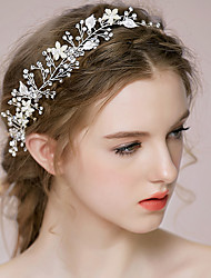 Rhinestone Alloy Headbands Head Chain Hair Tool Headpiece Elegant Style